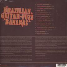 VA - Brazilian Guitar Fuzz Bananas