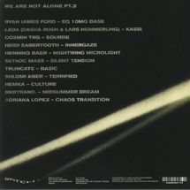 VA - We Are Not Alone - Part 3