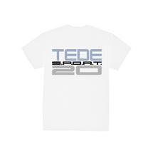 TEDE - Koszulka S.P.O.R.T. WHITE