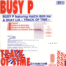 Busy P / Masters At Work - Track Of Time