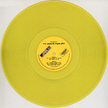 """Park Hye Jin - If You Want It (Yellow Vinyl Edition) [12""""]"""