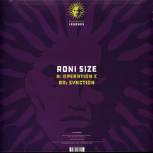 Roni Size - Operation X / Synction