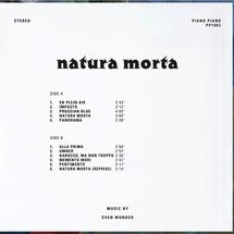 Sven Wunder - Natura Morta [LP]