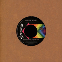 Barbara Acklin / Young-Holt Unlimited - Am I The Same Girl / Soulful Strut
