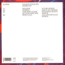 KAMM / I:Cube / Dave Aju - Cookie Policies Remix EP