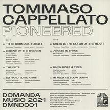 Tommaso Cappellato - Pioneered