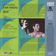 Jose Mauro - Obnoxius (180g Deluxe Vinyl Edition)