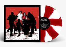 The White Stripes - White Blood Cells - 20th Anniversary Red & White Vinyl Edition