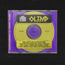 Chris Carson x Dj Soina - Olimp (zestaw płyta + bluza)