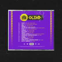Chris Carson x Dj Soina - Olimp (zestaw płyta + bluza) [pakiet]