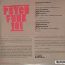 VA - Psych-Funk 101: 1968-1975 A Global Psychedelic Funk Curriculum