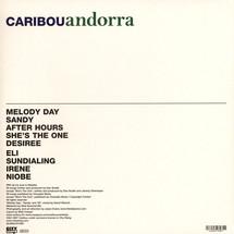 Caribou - Andorra (LP+MP3)
