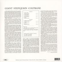 John Coltrane - Giant Steps (180g Blue Vinyl Edition)