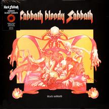 Black Sabbath - Sabbath Bloody Sabbath (Splatter Vinyl)