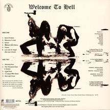 Venom - Welcome To Hell (40th Anniversary Splatter Vinyl) [LP]