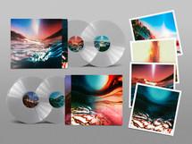 Bonobo - Fragments (LTD 3D Cover + Clear Deluxe 2LP+MP3 + Art-Prints)