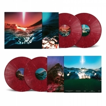 Bonobo - Fragments (Indie Edition Red 2LP+MP3)
