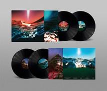 Bonobo - Fragments (2LP+MP3)