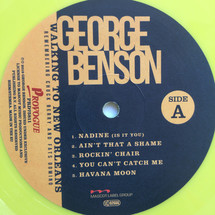 George Benson - Walking To New Orleans - Remembering Chuck Berry And Fats Domino (Yellow Vinyl) [LP]