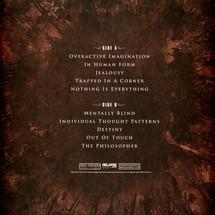 Death - Individual Thought Patterns (Splatter Vinyl) [LP]