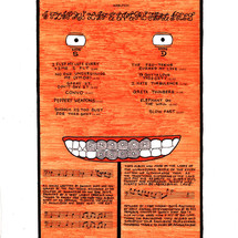 The Pro-Teens - I Flip My Life Every Time I Fly (Orange Vinyl Edition)