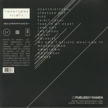 Twenty One Pilots - Blurryface (Silver Vinyl)
