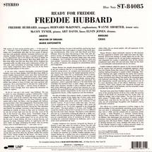 Freddie Hubbard / Wayne Shorter / McCoy Tyner - Ready For Freddie