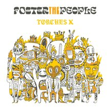 Foster The People - Torches (Deluxe Edition) (Orange Vinyl)
